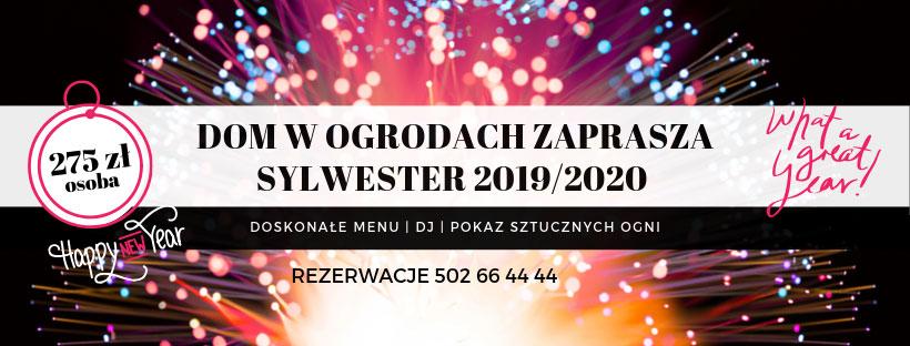Sylwester 2019 - 2020